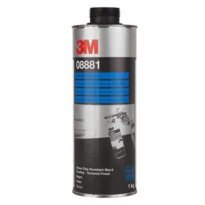Антигравийное покрытие 3М 08881 на водной основе, черное