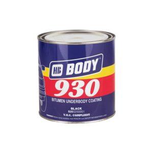 Антикорозионная мастика BODY 930 (1 кг)