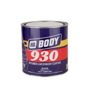 Антикорозионная мастика BODY 930 (2,5 кг)