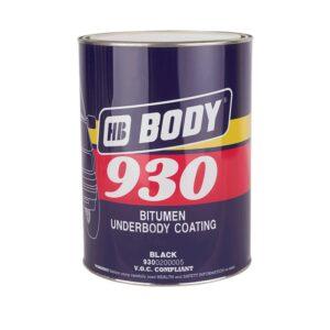 Антикоррозийный состав BODY 930 (5 кг)