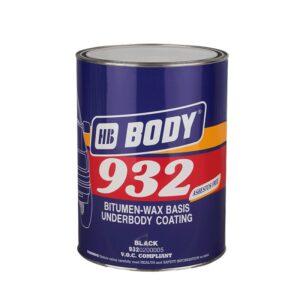 Антикоррозийный состав BODY 932 (4 л)