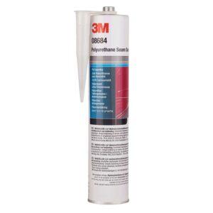 Герметик 310 мл полиуретановый серый 3М 08684