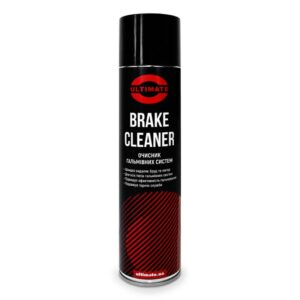 Ultimate BRAKE CLEANER Очиститель тормозных систем (400 ml)