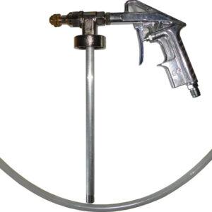 Пневматический пистолет распылитель APP(UBS)RA/1 для нанесения антигравия и жидкости для скрытых полостей
