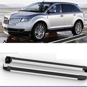 Боковые подножки V1 «Lincoln MKX» 2015↗ (2 шт) — оригинал