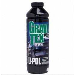 Gravitex U-POL антигравий, гравитекс черный 1л.