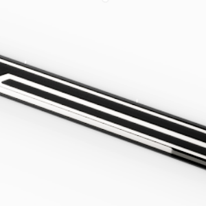 Боковые подножки «Chevrolet Equinox» 2017↗ (2 шт) — оригинал