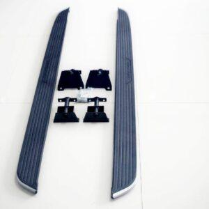 Боковые подножки «Infiniti QX50» 2018↗ (2 шт)