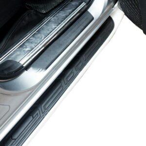 Боковые подножки «Toyota Sienna» 2010↗ гг.(2 шт) — оригинал