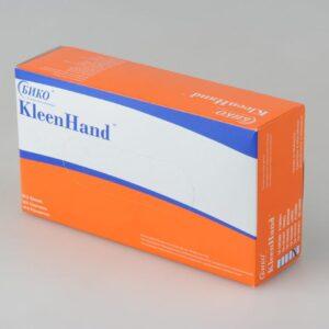 Перчатки защитные нитриловые одноразовые нестерильные KleenHand 5.4 (XXL)