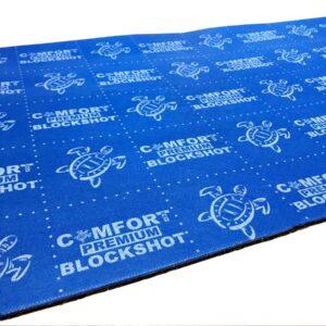 «Comfort Mat» Blockshort Усиленный шумо-теплоизолятор (700Х500) 8,0мм