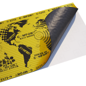 «Comfort Mat» Gold G4 Вибропоглотитель (700Х500) 4,0мм