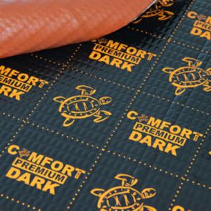 «Comfort Mat» Dark D2 Вибропоглотитель (700Х500) 2,3мм