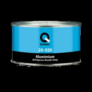 Q REFINISH Шпатлевка ALUMINIUM Putty 1,8 кг