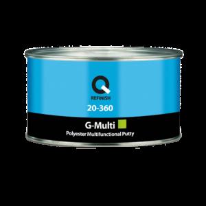 Q REFINISH Шпаклевка G-MULTI Putty 1,7 кг